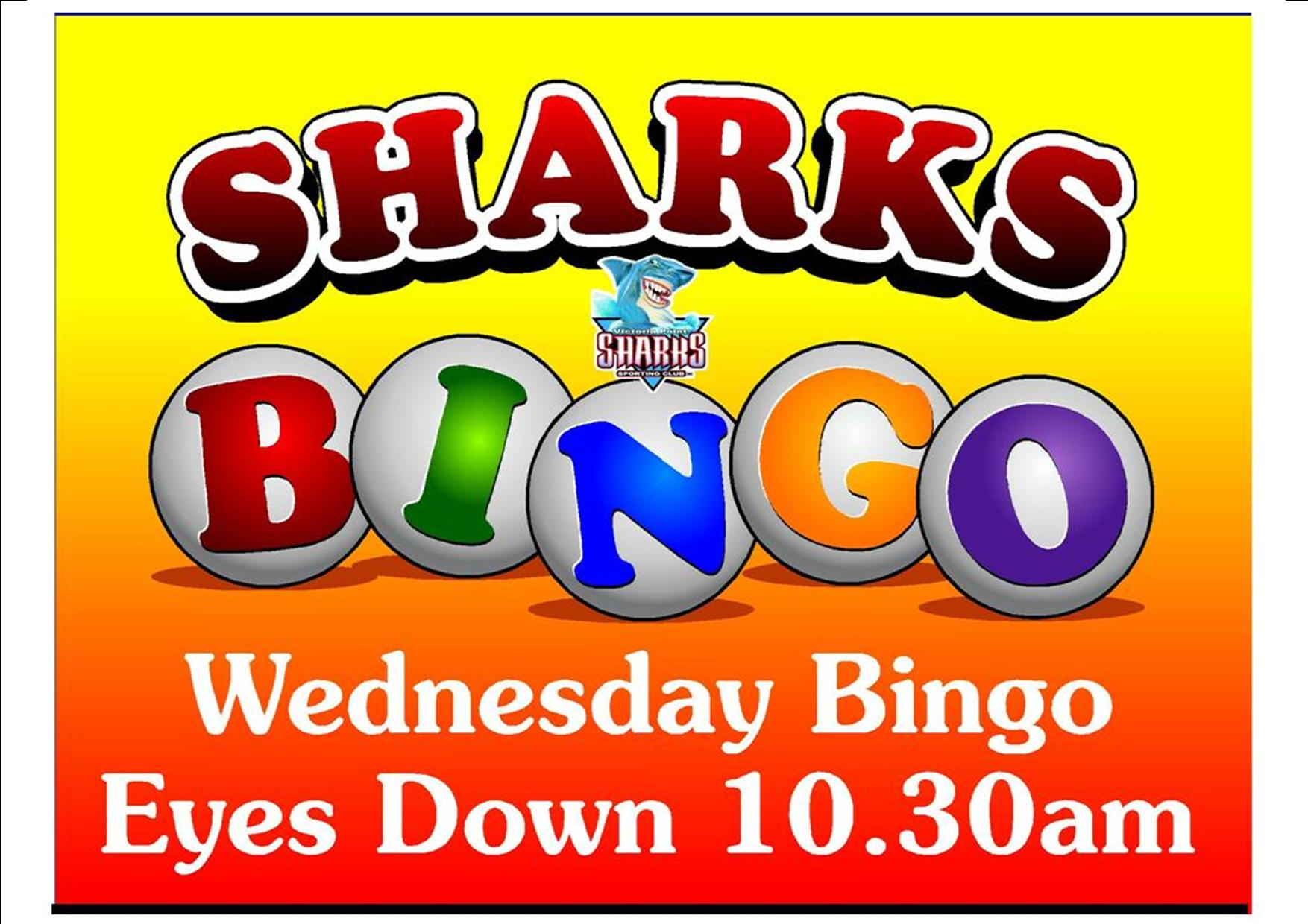 7 tv screens bingo wed
