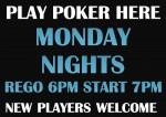 Monday Poker new