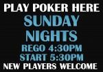 Sunday Poker new