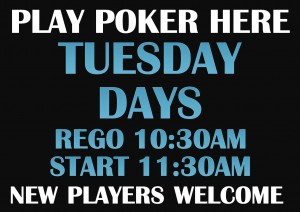 Poker Victoria Point Sharks Redlands